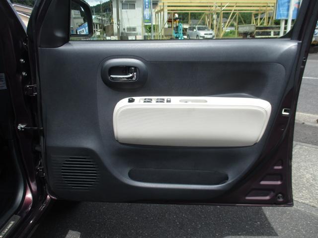 ココアX 車検整備付 スマートキー 純正CDデッキ 社外HIDライト(24枚目)