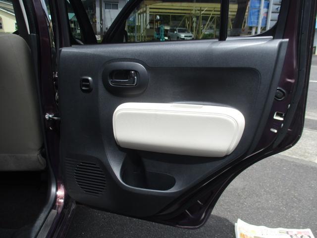 ココアX 車検整備付 スマートキー 純正CDデッキ 社外HIDライト(26枚目)