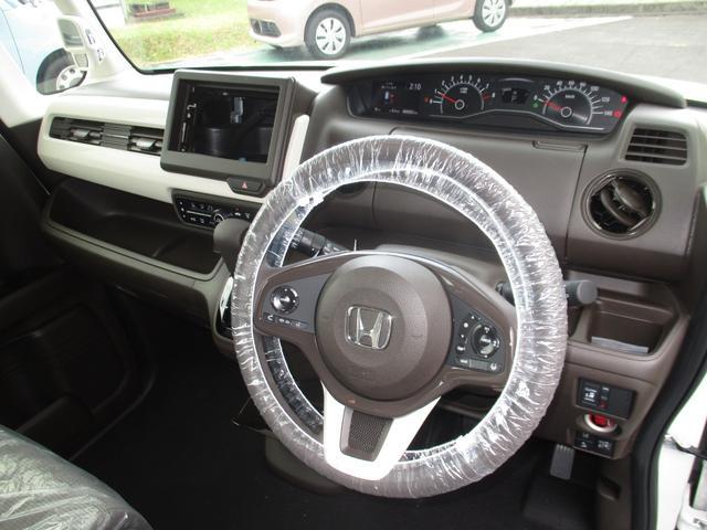 L 届出済未使用車 ホンダセンシング バックカメラ シートヒーター 左電動スライドドア LEDヘッドライト(30枚目)