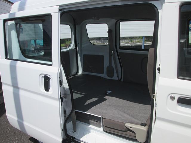 PA 2型 商用車 FM/AMラジオデッキ完備(9枚目)