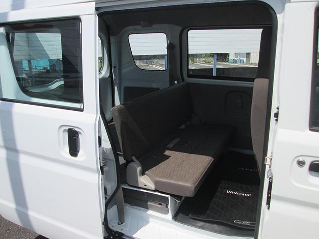 PA 2型 商用車 FM/AMラジオデッキ完備(10枚目)