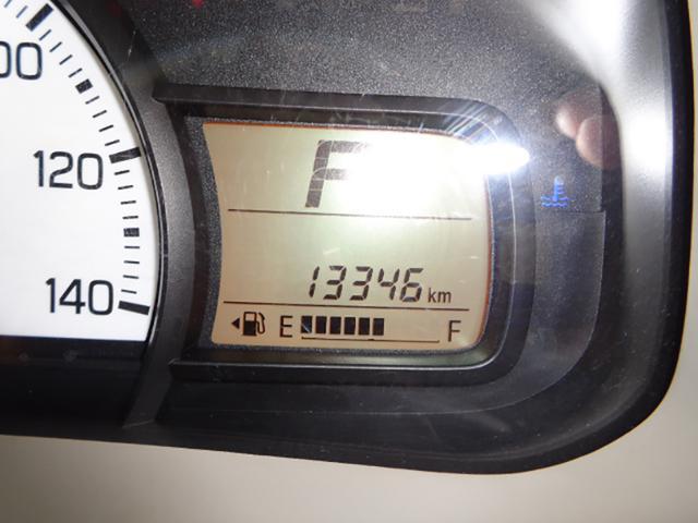 走行距離は13,346km!まだまだ走れます!