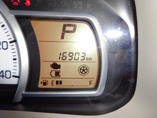 走行距離は16,903km!まだまだ走れます!