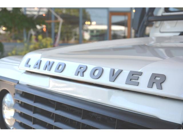 ランドローバー ランドローバー ディフェンダー 90SW 50周年記念モデル4名