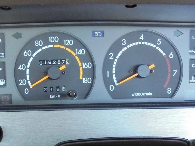 4HT スーパールーセント 実質ワンオーナー 1.6万Km(5枚目)