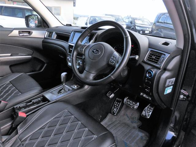 2.0GTアイサイト 4WD 7人 衝突被害軽減 フリップダウンモニタ HDDナビ フルセグTV バックカメラ Bluetooth音楽 DVD再生 CD録音 パドルシフト Wパワーシート 黒シートカバー HIDオートライト(12枚目)