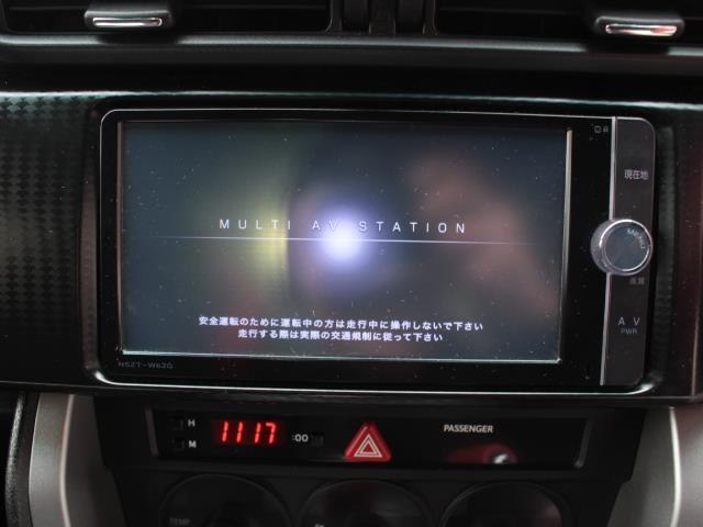 GT フルセグ メモリーナビ DVD再生 バックカメラ HIDヘッドライト 記録簿(4枚目)