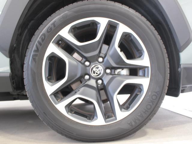 アドベンチャー サンルーフ 4WD フルセグ DVD再生 バックカメラ 衝突被害軽減システム ETC ドラレコ LEDヘッドランプ 記録簿(18枚目)