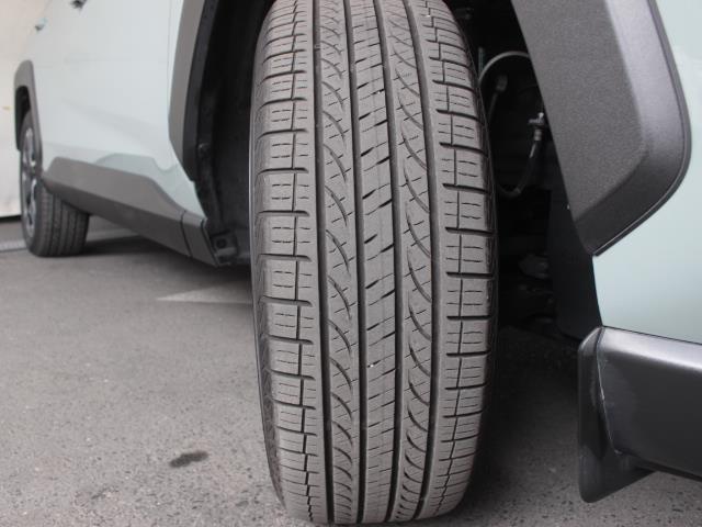 アドベンチャー サンルーフ 4WD フルセグ DVD再生 バックカメラ 衝突被害軽減システム ETC ドラレコ LEDヘッドランプ 記録簿(19枚目)
