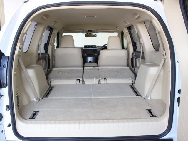 TX Lパッケージ 革シート 4WD フルセグ メモリーナビ DVD再生 バックカメラ ETC 乗車定員7人 3列シート フルエアロ 記録簿(15枚目)
