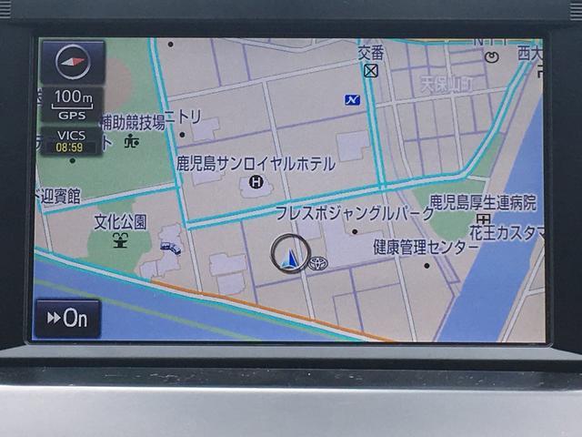 G 純正SDナビ Bモニタ ETC LEDヘッドライト(9枚目)