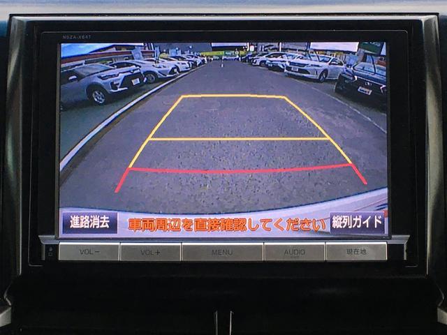 アエラス 8人乗り 純正HDDナビ Bモニタ ETC(12枚目)