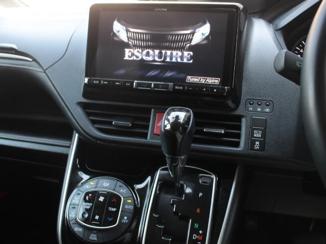 Gi フルセグ メモリーナビ DVD再生 バックカメラ 衝突被害軽減システム ETC 両側電動スライド LEDヘッドランプ 乗車定員7人 3列シート フルエアロ 記録簿 アイドリングストップ(12枚目)