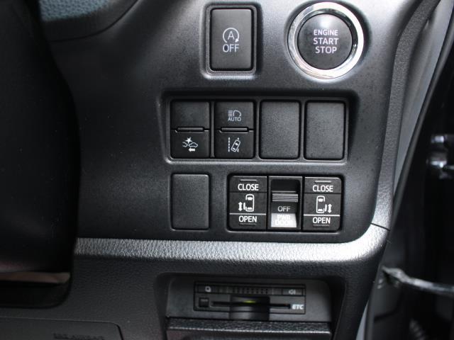 Gi フルセグ メモリーナビ DVD再生 バックカメラ 衝突被害軽減システム ETC 両側電動スライド LEDヘッドランプ 乗車定員7人 3列シート フルエアロ 記録簿 アイドリングストップ(14枚目)