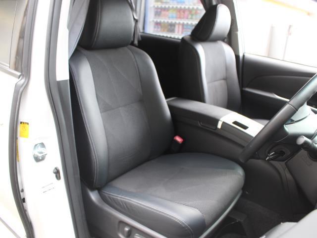 アエラス プレミアム 4WD フルセグ HDDナビ DVD再生 バックカメラ 両側電動スライド HIDヘッドライト 乗車定員7人 3列シート 記録簿(4枚目)