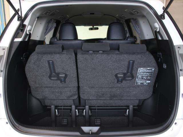 アエラス プレミアム 4WD フルセグ HDDナビ DVD再生 バックカメラ 両側電動スライド HIDヘッドライト 乗車定員7人 3列シート 記録簿(10枚目)