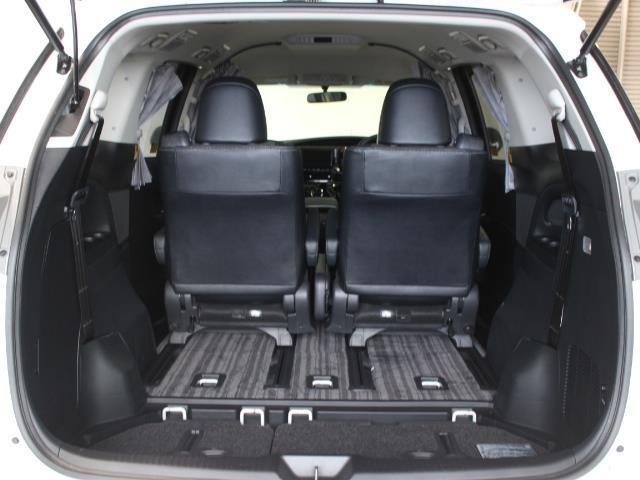 アエラス プレミアム 4WD フルセグ HDDナビ DVD再生 バックカメラ 両側電動スライド HIDヘッドライト 乗車定員7人 3列シート 記録簿(12枚目)