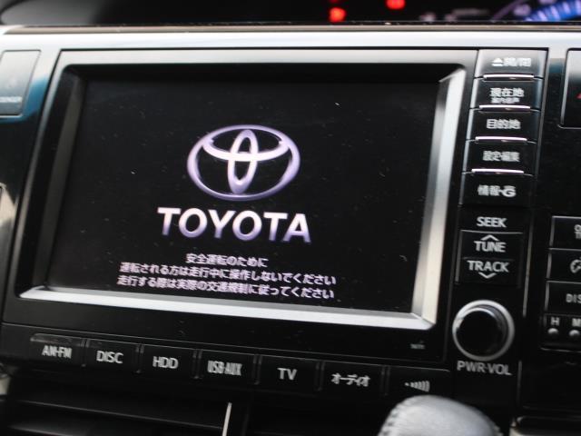 アエラス プレミアム 4WD フルセグ HDDナビ DVD再生 バックカメラ 両側電動スライド HIDヘッドライト 乗車定員7人 3列シート 記録簿(17枚目)