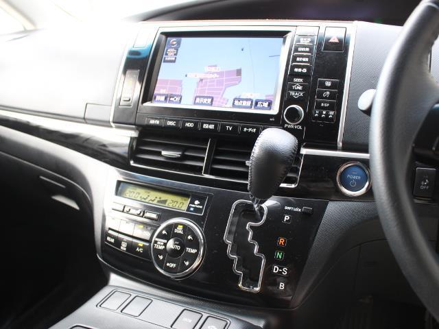 アエラス プレミアム 4WD フルセグ HDDナビ DVD再生 バックカメラ 両側電動スライド HIDヘッドライト 乗車定員7人 3列シート 記録簿(19枚目)