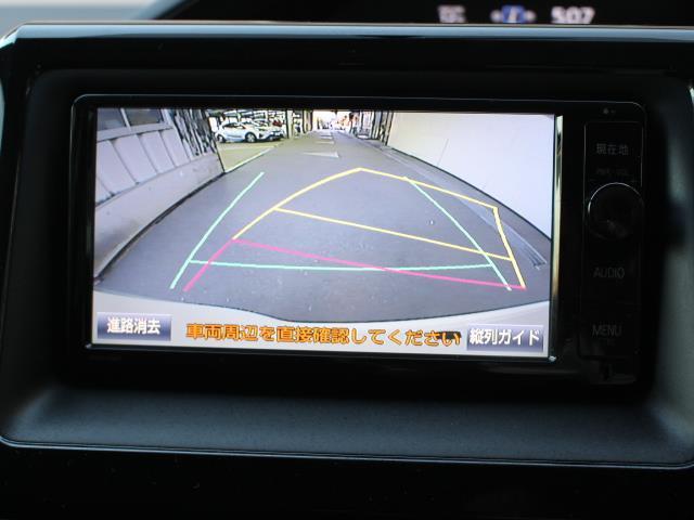 Xi フルセグ DVD再生 後席モニター バックカメラ 電動スライドドア LEDヘッドランプ 乗車定員7人 3列シート フルエアロ 記録簿 アイドリングストップ(12枚目)