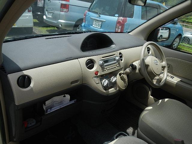 トヨタ シエンタ X ウェルキャブ車 車いす仕様車 タイプ1 キーレス CD