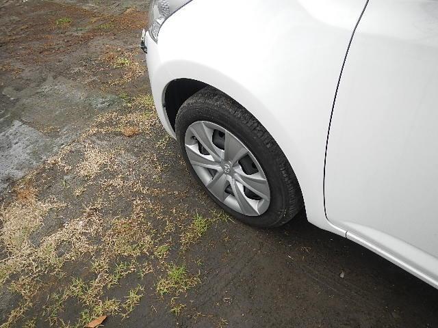 トヨタ ラクティス X 車いす仕様車 スロープタイプ 助手席側リヤシートなし