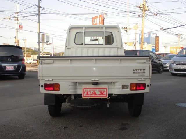 エアコン・パワステ スペシャル 4WD マニュアル車(3枚目)