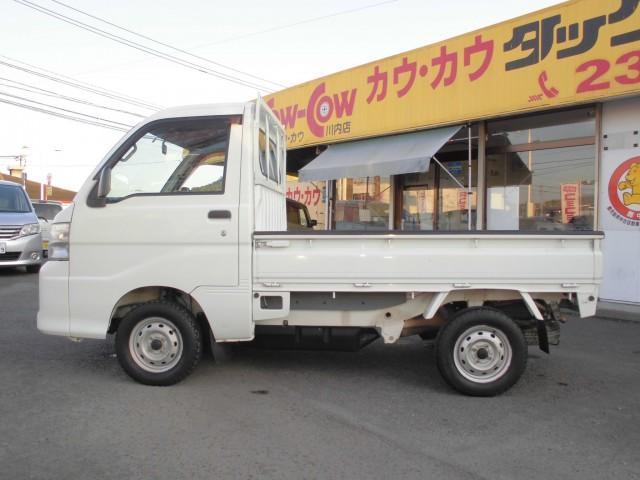 エアコン・パワステ スペシャル 4WD マニュアル車(5枚目)
