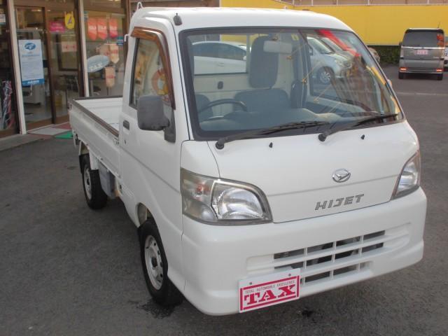 エアコン・パワステ スペシャル 4WD マニュアル車(6枚目)