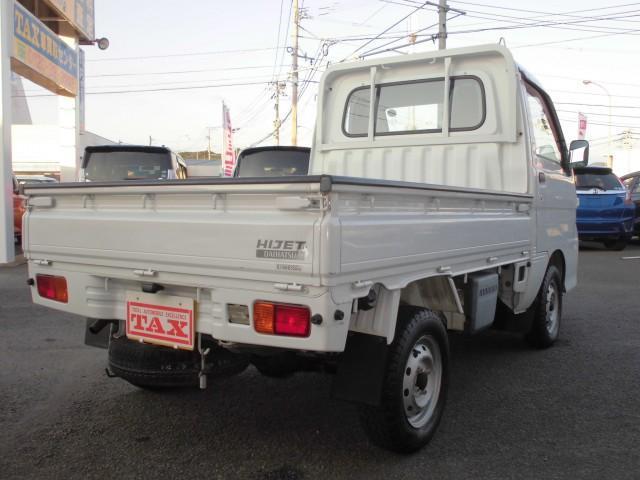 エアコン・パワステ スペシャル 4WD マニュアル車(8枚目)