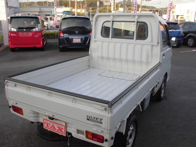 エアコン・パワステ スペシャル 4WD マニュアル車(16枚目)
