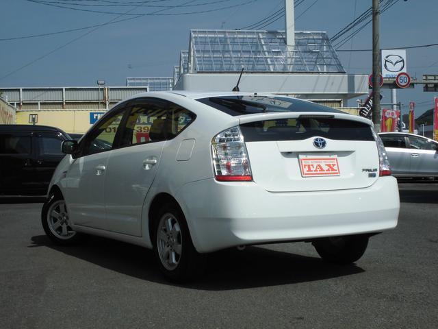 トヨタ プリウス EX 純正HDDナビ バックカメラ 純正アルミ