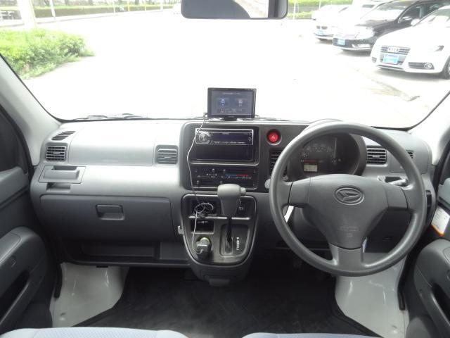 ダイハツ ハイゼットカーゴ DX AC PS PW キーレス AT車