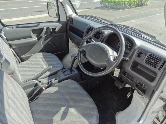 スズキ キャリイトラック 三方開き 保冷車 4WD ワンオーナー