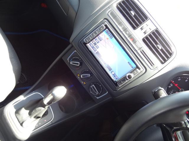 フォルクスワーゲン VW ポロ 40thエディション 純正ナビ Bモニター TV