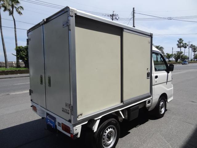 ダイハツ ハイゼットトラック 保冷車 AC PS PW Bモニター
