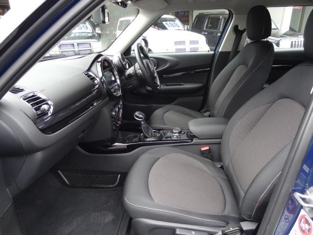 クーパー クラブマン HDDナビ Bカメラ 延長保証対象車(12枚目)