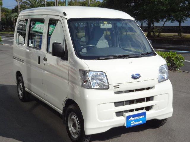 「スバル」「サンバーバン」「軽自動車」「鹿児島県」の中古車4