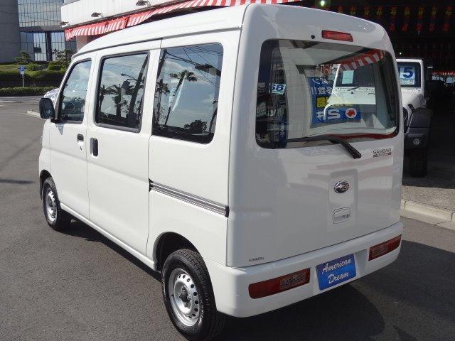 「スバル」「サンバーバン」「軽自動車」「鹿児島県」の中古車9