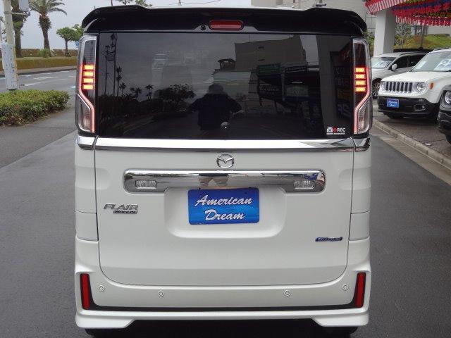 「マツダ」「フレアワゴン」「コンパクトカー」「鹿児島県」の中古車8