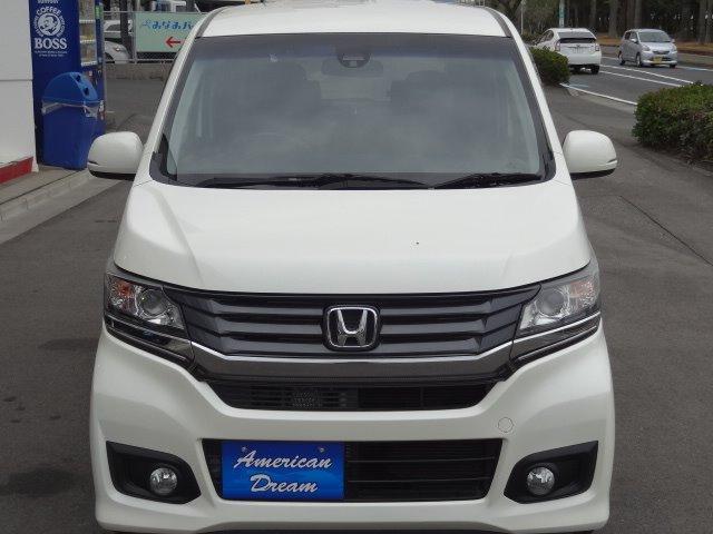 「ホンダ」「N-WGNカスタム」「コンパクトカー」「鹿児島県」の中古車3