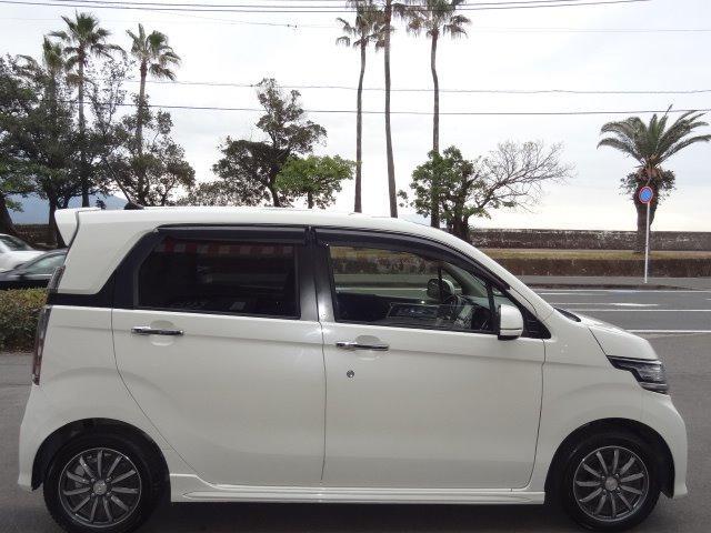 「ホンダ」「N-WGNカスタム」「コンパクトカー」「鹿児島県」の中古車6