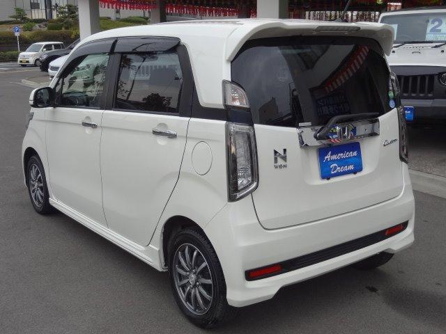 「ホンダ」「N-WGNカスタム」「コンパクトカー」「鹿児島県」の中古車9