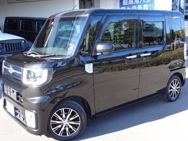 「トヨタ」「ピクシスメガ」「コンパクトカー」「鹿児島県」の中古車2