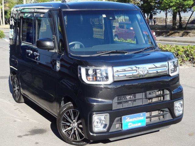 「トヨタ」「ピクシスメガ」「コンパクトカー」「鹿児島県」の中古車4