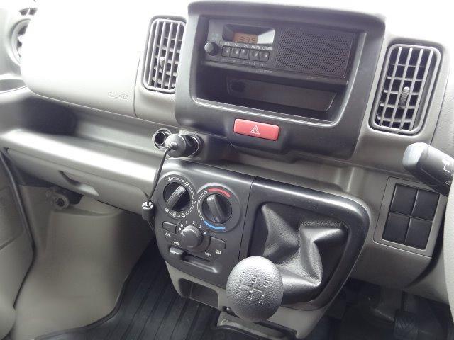 PAリミテッド ハイルーフ ワンオーナー 禁煙車 キーレス プライバシーガラス ETC スペアキー ミラーモニター バックモニター 5速ミッション車 エアコン パワステ エアバック 取説 保証書(20枚目)