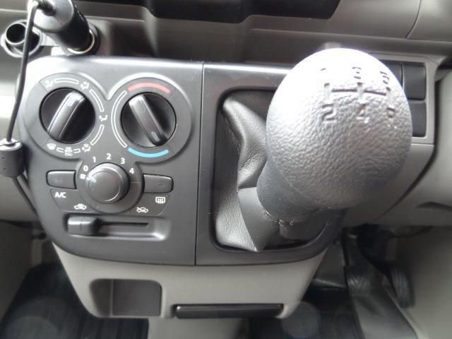 PAリミテッド ハイルーフ ワンオーナー 禁煙車 キーレス プライバシーガラス ETC スペアキー ミラーモニター バックモニター 5速ミッション車 エアコン パワステ エアバック 取説 保証書(22枚目)