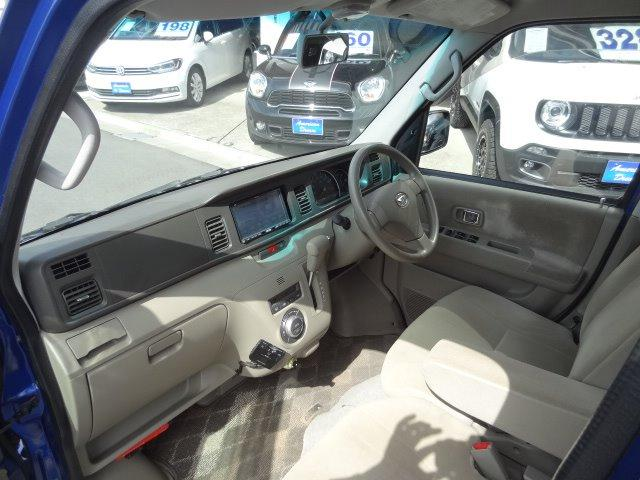 カスタムターボRS ターボ車 イクリプスナビ CD ETC 社外アルミホイール キーレス フォグライト エアコン パワステ パワーウィンドウ エアバック フルフラット(10枚目)