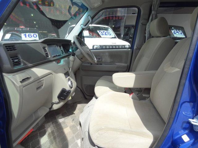 カスタムターボRS ターボ車 イクリプスナビ CD ETC 社外アルミホイール キーレス フォグライト エアコン パワステ パワーウィンドウ エアバック フルフラット(11枚目)