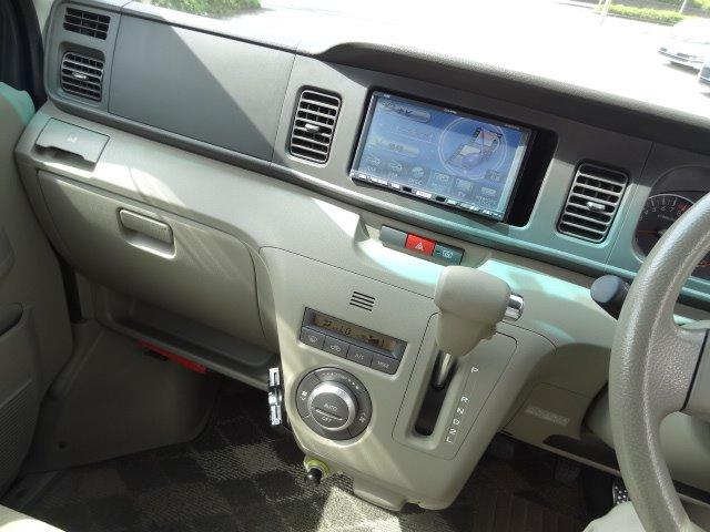 カスタムターボRS ターボ車 イクリプスナビ CD ETC 社外アルミホイール キーレス フォグライト エアコン パワステ パワーウィンドウ エアバック フルフラット(24枚目)
